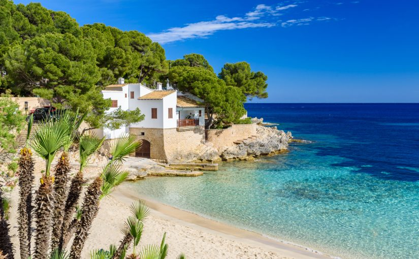 If you let short-term Spanish properties then it's time to register for taxes