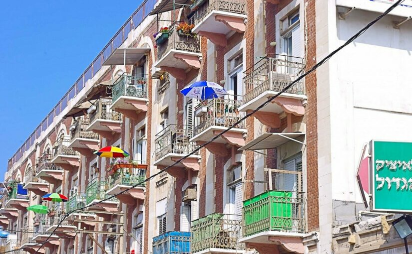 Finding apartment blocks for sale