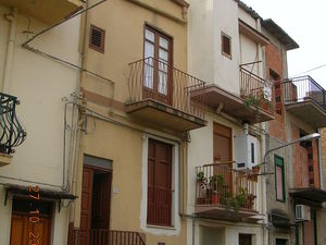 Panoramic Townhouse in Sicily - Casa Romeo Chiazza