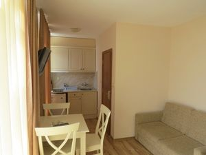 Furnished 1-bedroom apartment in Sunny beach