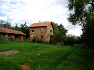 Country house with plot of land located near Sofia,Bulgaria