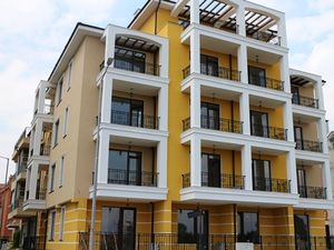 Studio and 1-bedroom apartments, 500m to the beach