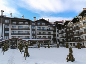 Resale of a 1 bedroom furnished apartment in Bansko Bulgaria