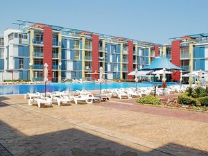 Furnished One-Bedroom apartment in Elit IV Sunny Beach