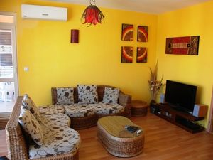 Furnished 2-Bedroom Apartment in Darius, Sunny Beach