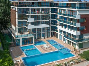 Furnished Studio in Sunny Beach, 250 meters ffrom the beach