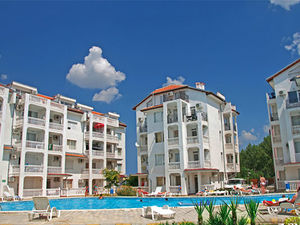 Two-Bedroom Apartment in Bravo 3 complex Sunny Beach