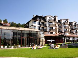 Furnished 2-Bedroom apartment in 3 Mountains Complex, Razlog