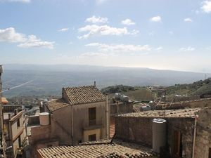Panoramic Townhouse in Sicily- Casa Caltabellotta Via Modica