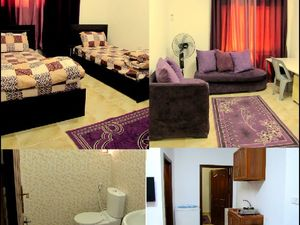 Studios for rent from 250 to 350 Jordanian Dinar at month
