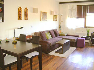 Furnished 1-bedroom apartment in St. George Ski and SPA, Ban