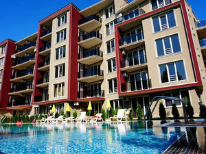 1-bedroom apartment in VIP Park, Sunny Beach