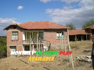 Cheap Bulgarian house for sale in Tenevo Bulgaria Yambol