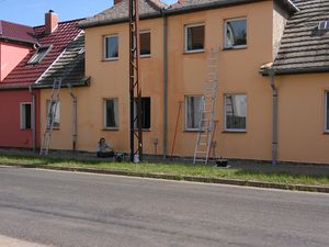 Rented House near Halle and Leipzig 12% yield