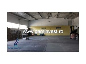 For rent! 2 warehouses, 25 km from Oradea, Romania A0912