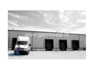 Industrial warehouse for rent, Bors, Bihor, Romania A0994