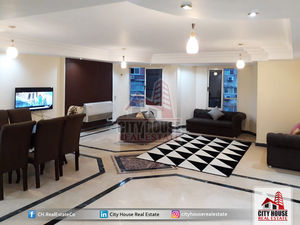 Furnished apartment in Maadi for rent