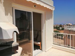 Renovated Apartment 2 bedrooms with sea view in Paralimni