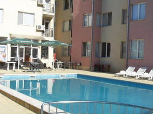 Centrally located 1-bedroom apartment in Shumen, Sunny Beach
