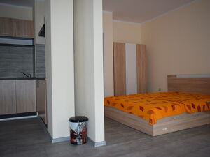 Large, modern furnished studio -55 sq.m., in Sunny beach
