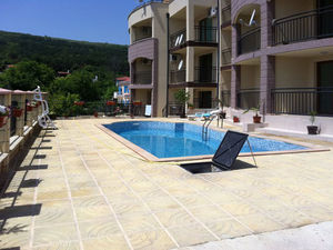 Elegant and stylish apartment in Balchik coastal town
