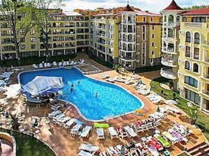 1 BED apartment, 62 sq.m., in Summer Dreams, Sunny beach