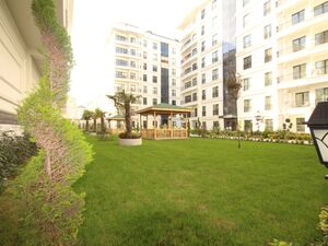 3+1 compound apartment for sale in Istanbul