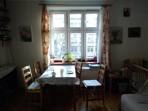 Lovely flat near the city centre with a huge garden