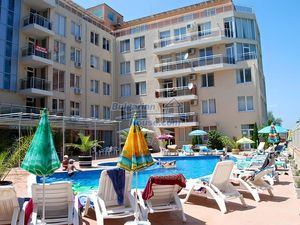 Spacious 1-bedroom apartment in BALKAN BREEZE, Sunny Beach