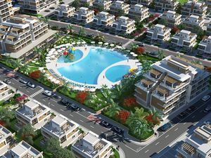 1 BED APARTMENTS AT LONG BEACH FAMAGUSTA