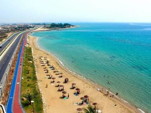 BEACH WITHIN WALKING DISTANCE TO NEW COMPLEX! NORTH CYPRUS
