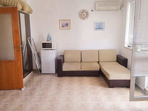 Pool view 2-bedroom apartment in Houses of Informat Sv. Vlas
