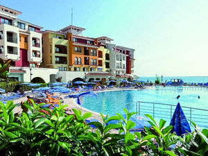 Sea view 2 bedroom apartment in Marina Cape**** Aheloy