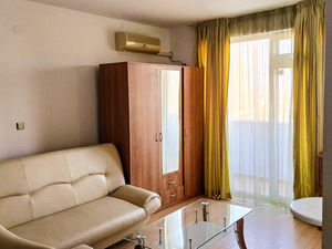 Big Furnished studio 50.76 sq.m. for sale in Sunny Day 4