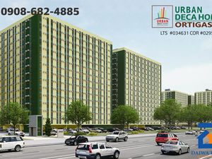 Urban Deca Homes Ortigas - Pasig Philippines