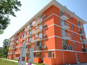 For sale is a 1-bedroom apartment in Gerber 3, Sunny Beach