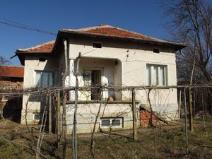 Big rural property with spacious yard, garage and two houses