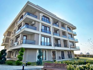 3+1 boutique compound apartment for sale in Istanbul