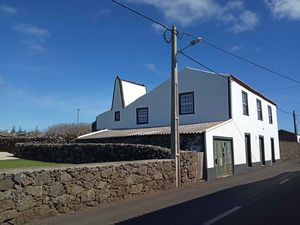 Typical stone house from the Azores to restore