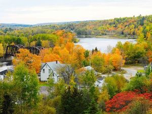 Vendor-Financed 1.5 Acre Country Lot in New Brunswick
