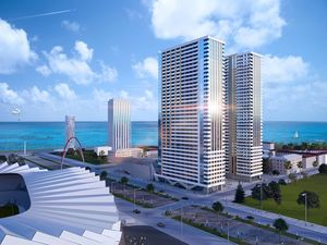 Superb residential complex in new centre of Batumi