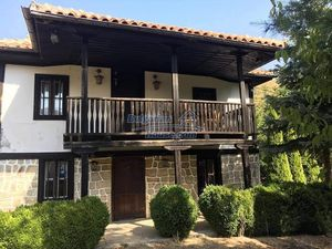 Traditional Bulgarian property with panoramic river & forest