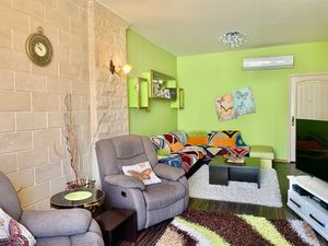 145 sqm. 3 BDR. APARTMENT with balcony in Hurghada-Egypt