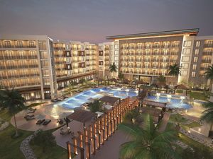 One Bedroom Apartment For Sale - Tiba Golden Resort - Arabia