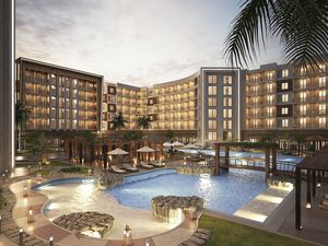 Spacious Two Bed Apartment - New Launch - Tiba Golden Resort