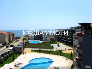 New one-bed apartments 50 meters from the beach Saint Vlas