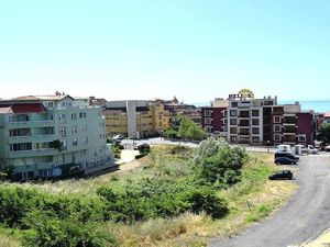 one-bedroom apartment with  sea view in Saint Vlas