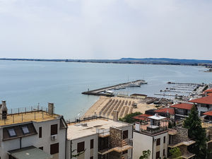 Sea View 1 bedroom apartment in Dolce Vita complex, St.Vlas
