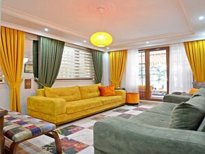 Furnished 1+1 apartment for sale in Istanbul
