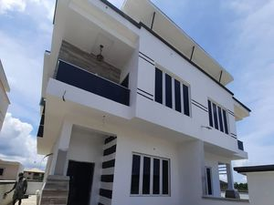 4 Bedroom Duplex in Ajah, Lagos